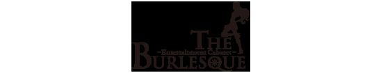 THE BURLESQUEロゴ