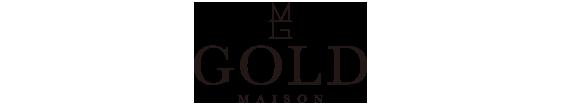 MAISON GOLD-ゴールド-ロゴ