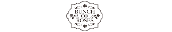 Bunch of Roses四日市ロゴ