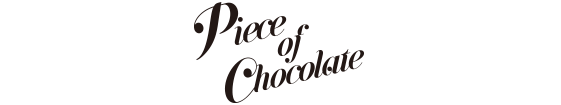 piece of chocolateロゴ