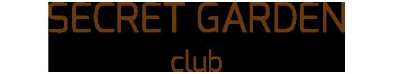 CLUB SECRET GARDEN ミナミロゴ